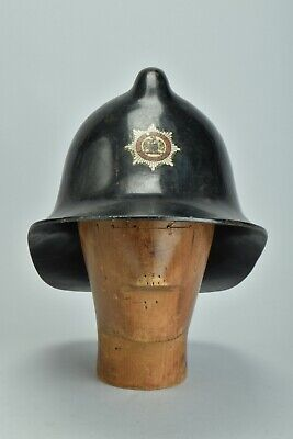 £2.20 • Buy Fireman's Exeter Fire Brigade Mid C20th Fibre Glass Helmet With Decal. DXZ