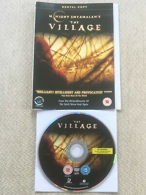 £0.65 • Buy The Village (DVD Disc In Sleeve With Outer Sleeve Only No Case, Used, 2005)
