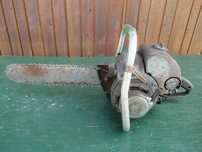 £109.08 • Buy Vintage HOMELITE ZIP Chainsaw Chain Saw With 17  Bar
