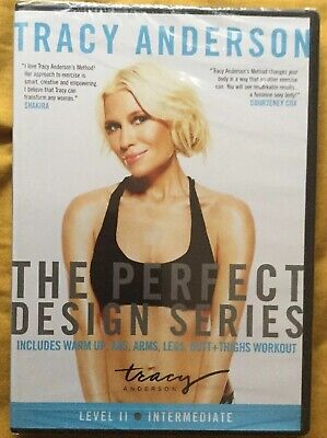 £0.99 • Buy Tracy Anderson Perfect Design Series - Sequence 2 (DVD, 2013) New Sealed