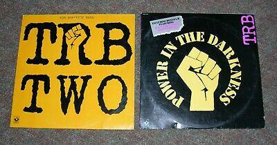 £7.32 • Buy Tom Robinson Band 2 LP Lot -  TRB Two  &  Power In The Darkness  - VG+ -Tested