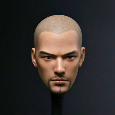 £16.88 • Buy 1/6 Scale Head Sculpt Holy Monk Head Carved Fit 12  Male Action Figure Body Toy