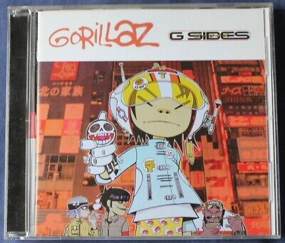 £4.99 • Buy Gorillaz – G Sides With Japanese Sheet Included CD