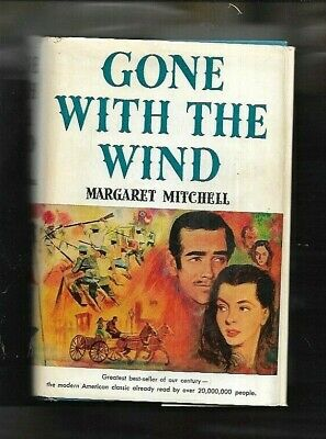 £16.79 • Buy C5 - Gone With The Wind, 1964, Book Club Edition, Margaret Mitchell, HCDJ