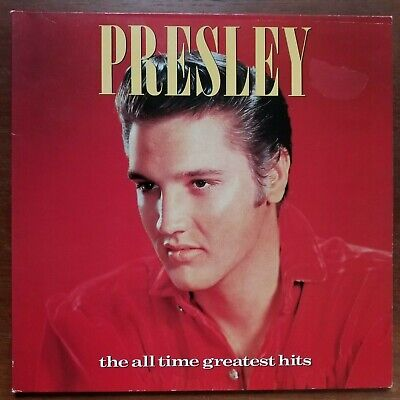 £11 • Buy Elvis Presley - The All Time Greatest Hits  2 X Lp Ex/ex