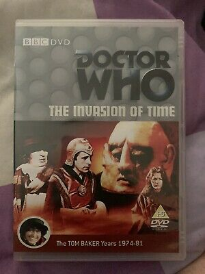 £3 • Buy Doctor Who: The Invasion Of Time Dvd 2006