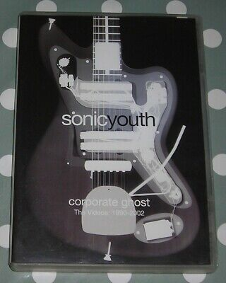 £1.99 • Buy Sonic Youth Corporate Ghost Dvd The Videos 1990-2002