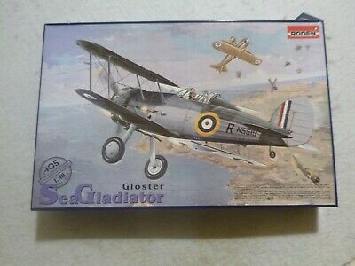 £24 • Buy Roden 1/48 Scale Gloster Sea Gladiator