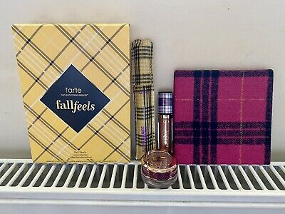£28 • Buy Tarte Fall Feels Colour Collection - NEW & BOXED
