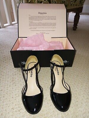 £29.99 • Buy Black Patent Repetto Women's Shoes. Size 37/36 /3/4. Bought From Toast.