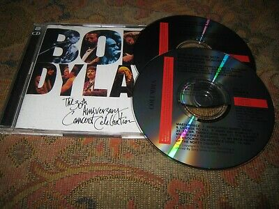 £0.50 • Buy Bob Dylan The 30th Aniversary Concert Celebration Used 1993 Two Disc Uk Cd Album
