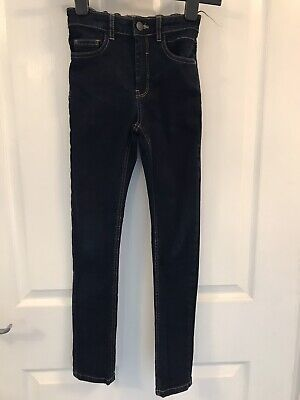 £2.50 • Buy Boys Next Skinny Jeans With Adjustable Waist Age 9 (134cm) Vgc