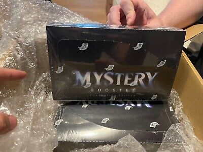 £195 • Buy Mtg Magic The Gathering Mystery Booster Box  Convention Edition