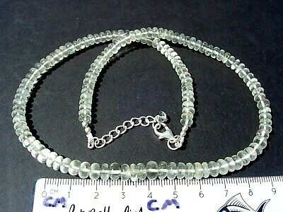 £253.87 • Buy 95 Carats 7x5 Down To 5x3mm Beads Libyan Desert Glass Necklace Meteorite Impact
