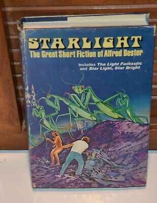 £6.59 • Buy STARLIGHT The Great Short Fiction Of Alfred Bester BCE HBDJ *skuW4