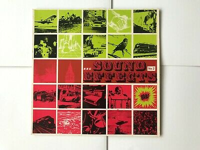 £9 • Buy Sound Effects No. 2 (BBC Records) LP