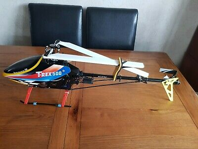 £230 • Buy RC Helicopter 500 Class TREX 500 Trex500