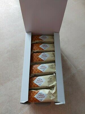 £15 • Buy 18x 60g Exante Diet Meal Replacement Salted Caramel High Protein Bars BB 06/2021