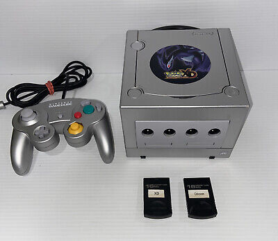 $275 • Buy Pokemon XD Gale Of Darkness Limited Edition GameCube + Game + Memory Cards