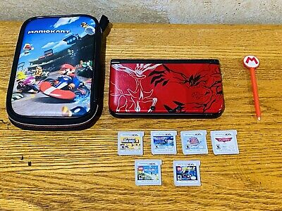 $279 • Buy Nintendo 3ds Xl Pokemon X And Y Limited Edition Xy W/charger And 6 Games.