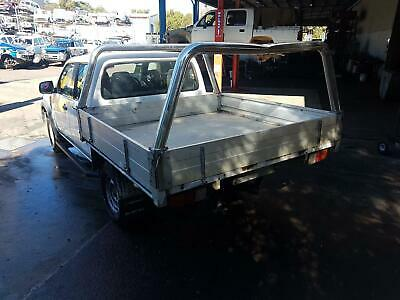 AU577.50 • Buy Ford Ranger Ute Back Alloy Tray, Dual Cab, Pj-px, 12/06- Fleet Trades Brand With