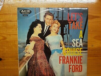 £4.99 • Buy Frankie Ford Let's Take A Sea Cruise 1983 ACE Label Vinyl LP