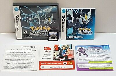 $118.62 • Buy Pokemon Black Version 2 (Nintendo DS, 2012) Complete, Authentic & Tested