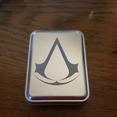 £3.48 • Buy Assassin's Creed Playing Card Deck 2018 Ubisoft Just Funky Tin New