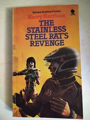 £3.75 • Buy The Stainless Steel Rats Revenge By Harry Harrison.