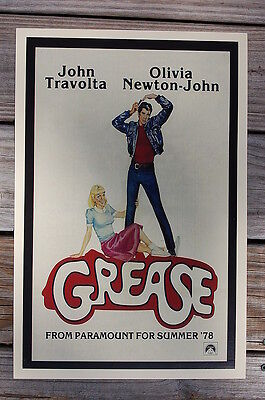 £2.19 • Buy Grease Lobby Card Movie Poster #2