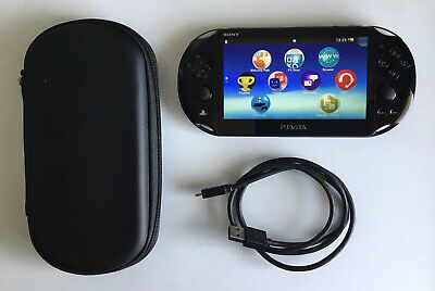 £109.95 • Buy Sony PlayStation PS Vita (PCH-2003 Slim Model). SCREEN IN EXCELLENT CONDITION.