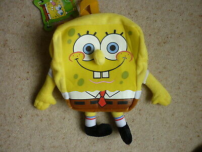 £9.99 • Buy Spongebob Squarepants Child's Novelty Backpack, 2004, New With Tags
