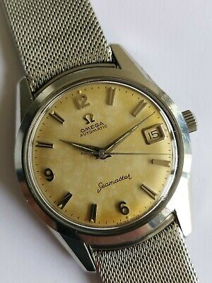View Details Omega Wristwatch Dating To 1962 • 650£