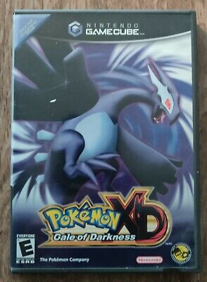 $157.52 • Buy Pokemon XD: Gale Of Darkness, 2005 Nintendo GameCube Complete With Poster