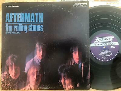 £7.32 • Buy Rolling Stones~aftermath~1966 London Us Ps476~paint It Black~orig Company Slv