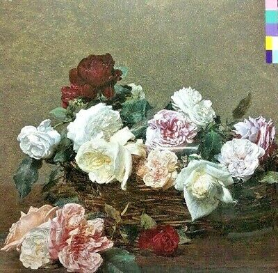 £36.55 • Buy NEW ORDER Power Corruption & Lies W Age Of Consent & Your Silent Face NEW VINYL