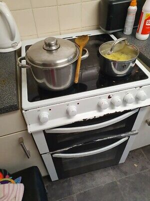 £52 • Buy Used Free Standing 60cm Electric Cooker