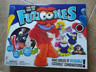 £8.77 • Buy The Big Box Of Fuzzoodles Crazy Critters Craft Create Kit NEW