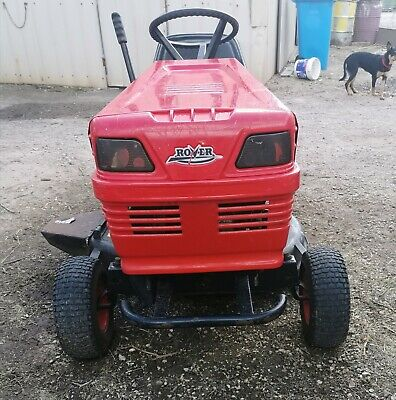 AU900 • Buy Rover Rancher Ride On Mower