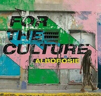 £15.95 • Buy For The Culture. Alberosie.cd