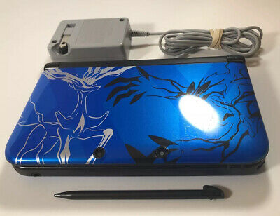 $289.97 • Buy Nintendo 3DS XL Pokemon X And Y Limited Edition XY Blue Console - Clean, Tested