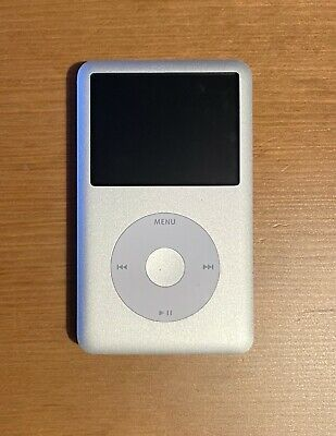 £150 • Buy IPod Classic 160gb 7th Generation, A1238, Now 256 Gb SSD (Charger/Case Bundle)