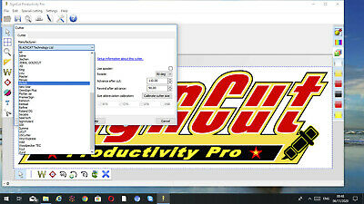 £2.80 • Buy FULL VERSION Signcut Productivity Pro  Life Time Activation Software For Cutters