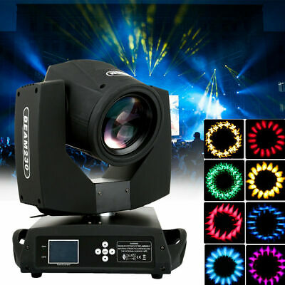 $144.99 • Buy 5 Lens Beam Laser Projector Stage Light RGBYC DMX For DJ Disco Show Party Home