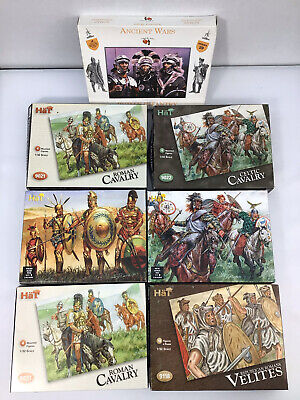 £36.95 • Buy Quantity Assorted Plastic Toy Soldiers Armies In Plastic Roman Not Complete #739