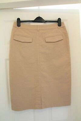 £13 • Buy John Lewis Chino Skirt Size 12 - New With Tags