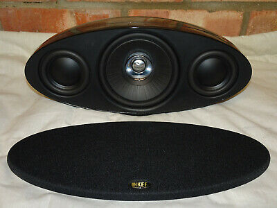 £80 • Buy Kef HTC3001 Centre Speaker - Gloss Black - Fully Working & Sounds Great