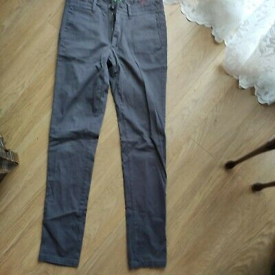 £11 • Buy Boy Slim Trousers From United Colours Of Benetton Size Waist 32 UK