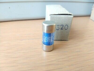 £8 • Buy Box Of 10 BS88 GG Pullcap Fuses, 20 Amp MD20 MD20A