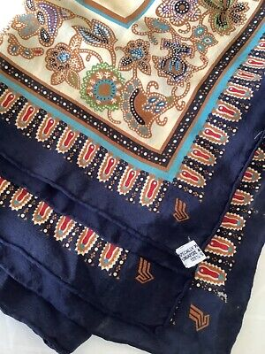 AU25 • Buy Singapore Airlines Silk Scarf